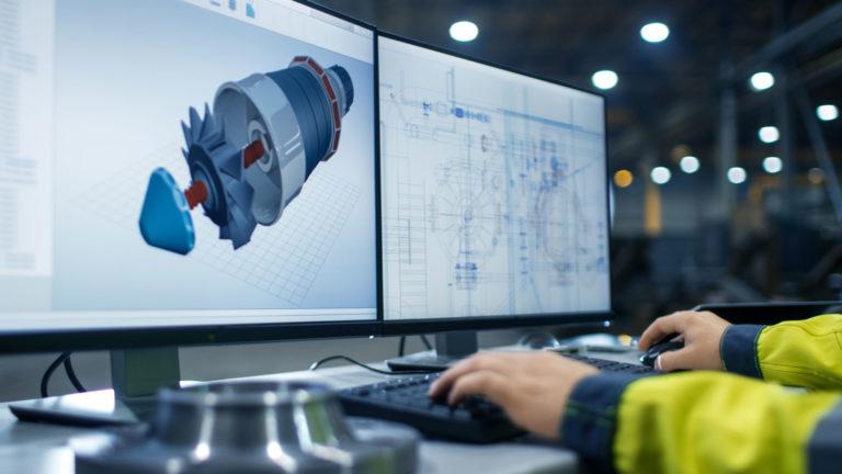 ITV Beispielbild für Sondermaschinenbau
